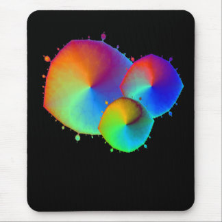 3d-umbrellas mouse pad