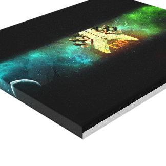 3d unique design canvas print. canvas print