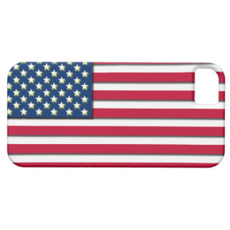 3D USA Flag America Stars & Stripes iPhone Case