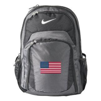 3D USA Flag America Stars & Stripes Nike Backpack