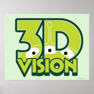3D Vision Impresiones