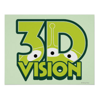 3D Vision Poster