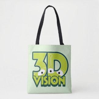 3D Vision Tote Bag