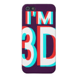 3D Watching I'm 3D Items iPhone 5 Case