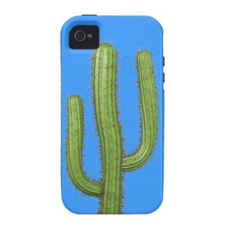 3d Wild West Cactus (editable) Vibe iPhone 4 Case