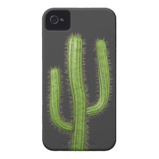 3d Wild West Cactus (editable) Case-Mate iPhone 4 Case