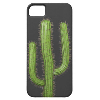 3d Wild West Cactus (editable) iPhone SE/5/5s Case