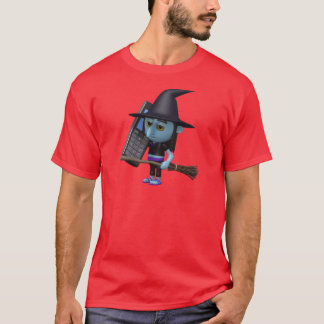 3d-witch-mobile T-Shirt