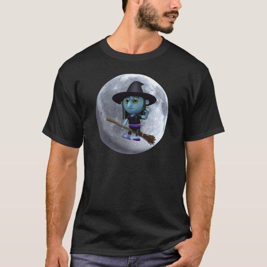 3d-witch-moon T-Shirt
