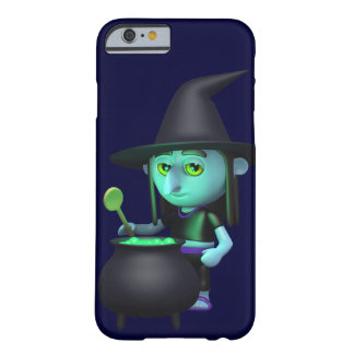 3d Witches Cauldron (Any Color U Like!) iPhone 6 Case