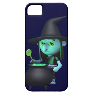 3d Witches Cauldron (Any Color U Like!) iPhone SE/5/5s Case