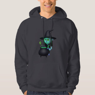 3d Witches Cauldron Hoodie