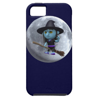 3d Witches moon iPhone SE/5/5s Case