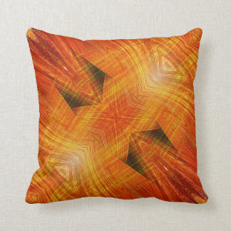 3D Wooden-Mandala Cushion