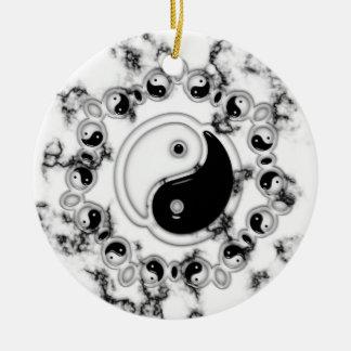 3D Yin Yang Ornament