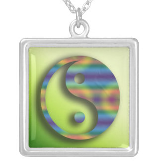 3D Ying Yang Necklace