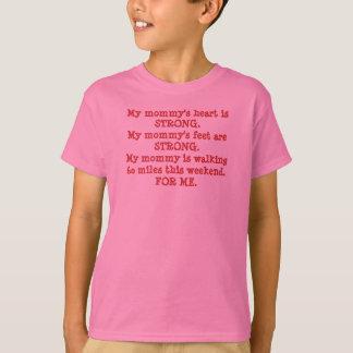 3Day Children's Cheering Shirt - My Mommy