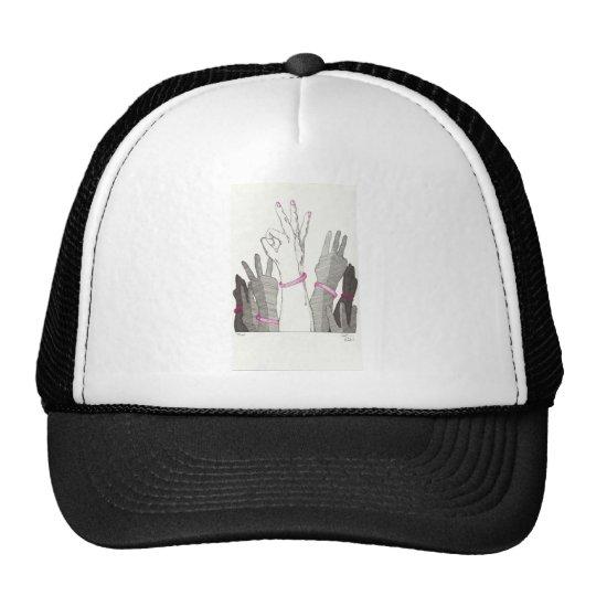 3daysalute trucker hat