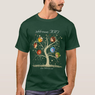 3ddream Tree T-Shirt