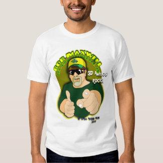 3dDto the MAX T-shirts