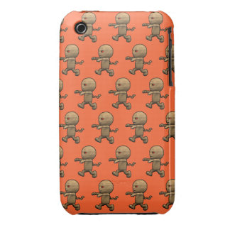 3dEgyptian Mummy Chase!(with editable background!) Case-Mate iPhone 3 Cases