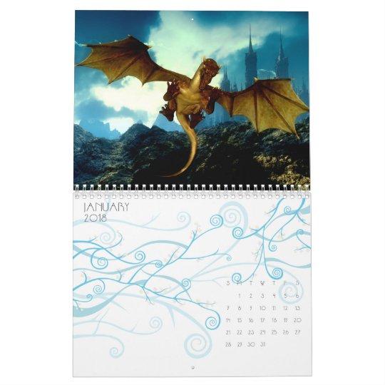3Dillusions 2009 Calendar