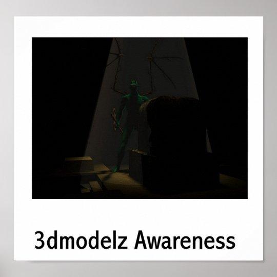 3dmodelz Awareness (P) Poster
