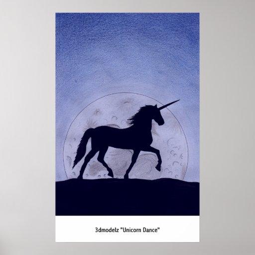 """3dmodelz """"danza del unicornio """" impresiones"""