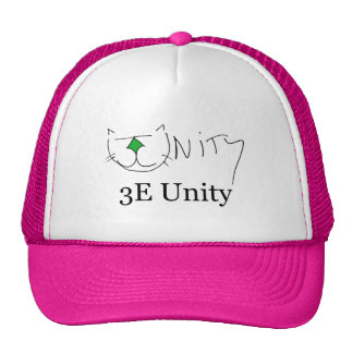 3E Unity Cap Trucker Hat
