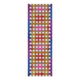 3ft x 1ft STAR Decorations : Oriental Chinese Poster