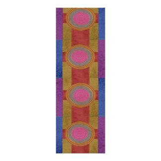 3ft x 1ft Vertical Decorations : Oriental Chinese Poster