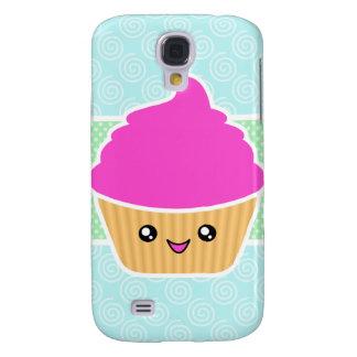 3G Cute Cupcake  Samsung Galaxy S4 Case