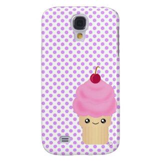 3G Cute Kawaii Ice Cream Cone  Samsung Galaxy S4 Cover