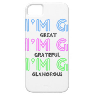 3G - iPhone 5 Case Mate