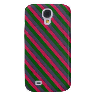 3G iPhone Case With Diagonal Stripes