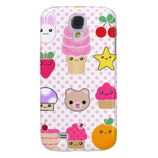 3G Kawaii Goodies  Samsung S4 Case