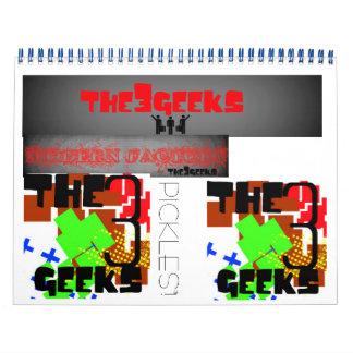 3g, Zazzle Header, pic, pic, PICKLES! Calendars