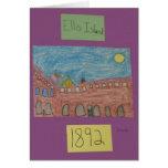 3M Hudson River Timeline - ELECTA Greeting Card