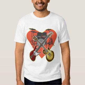 3pieceband t-shirt