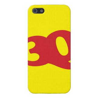 """""""3Q"""" iPhone SE/5/5s CASE"""