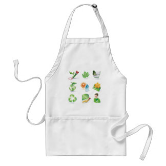 3RCauses Adult Apron