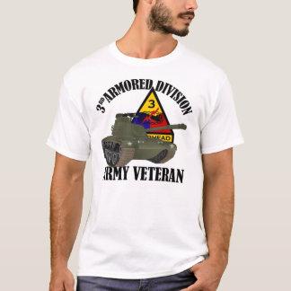 3rd AD Vet - M-48 Patton Tank