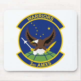 3rd Aircraft Maintenance Squadron Mouse Pad