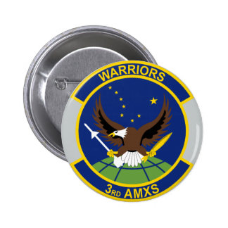 3rd Aircraft Maintenance Squadron Pinback Button