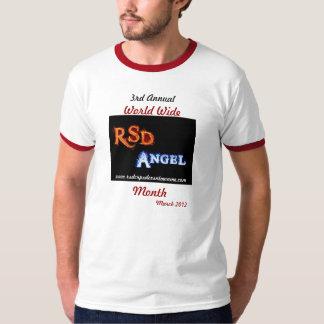 3rd Annual RSD Angel Month Tee Shirt