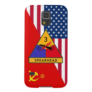 """3rd Armored Division """"Cold War"""" Paint Scheme Case For Galaxy S5"""