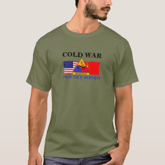 3RD ARMORED DIVISION COLD WAR T-SHIRT