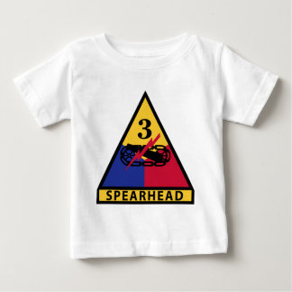3rd Armored Division - SPEARHEAD Baby T-Shirt