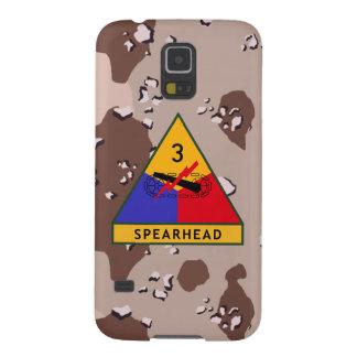 "3rd Armored Division ""Spearhead"" Desert Camo Galaxy S5 Case"