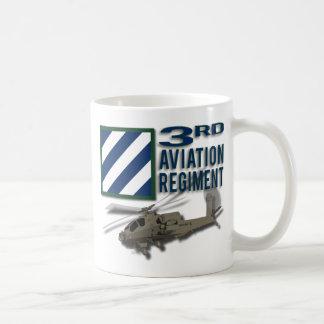 3rd Aviation Regiment Apache Coffee Mug